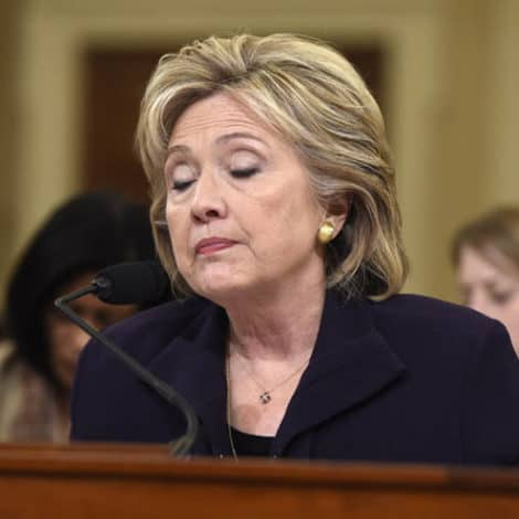FEDERAL JUDGE: Hillary's State Dept. Provided 'CLEARLY FALSE' Info on Emails, Benghazi