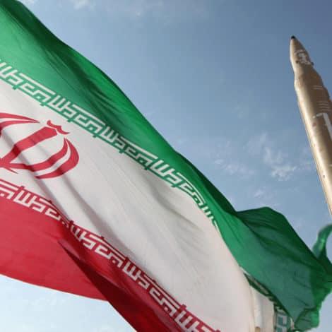 IRAN DEFIANT: Tehran Launches 'Death to America' Ballistic Missiles into Syria