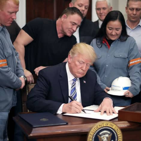 REPORT: US Steel Workers Set to Receive 'BIGGEST PAY RAISE' in Years