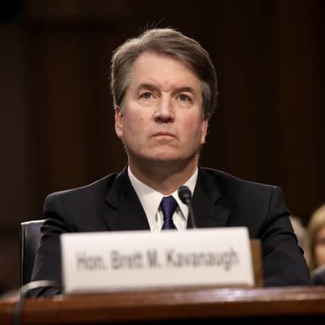 THE LATEST: Bernie Sanders Calls for Perjury Probe Against Judge Kavanaugh