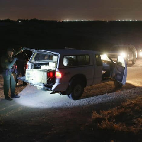 BORDER CHAOS: Federal Agents Seize 150 POUNDS of Meth Along US-Mexico Border