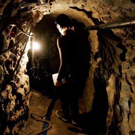 BORDER CHAOS: Authorities Uncover Tunnel, Secret Railway Between US-Mexico