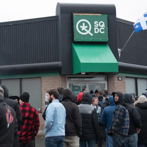 NORTHERN LIGHTS: Canada Becomes Second Nation to Legalize Recreational Marijuana