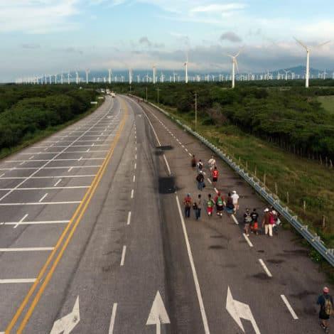 CARAVAN STALLS: Low Morale, Dangerous Conditions Derail 'Migrant Caravan' in Mexico