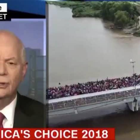 IMMIGRATION INSANITY: Democrat Senator Says US Should 'Help' Caravan, 'Protect' Migrants