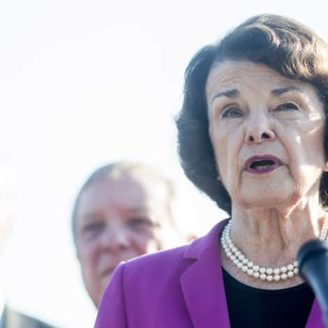 DIANNE'S NEW DEMAND: After Kavanaugh, Feinstein Sets Sights on 2020 Census