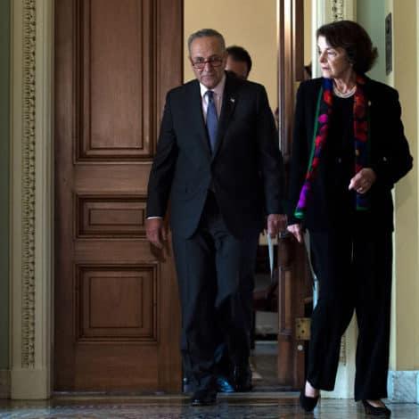 DIANNE'S DELAY: Democrats BOYCOTT Senate Hearings for Judicial Nominees