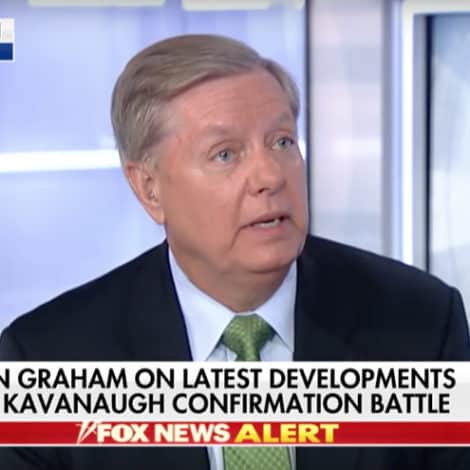 GRAHAM ON HANNITY: NBC a 'Co-Conspirator' in the 'Destruction' of Brett Kavanaugh