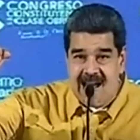 ON THE BRINK: Venezuela's Maduro Says President Trump is 'OUT TO KILL' Him