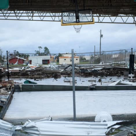 MICHAEL'S MESS: Cat 4 Hurricane Brings 'Unimaginable Destruction' to Florida Panhandle