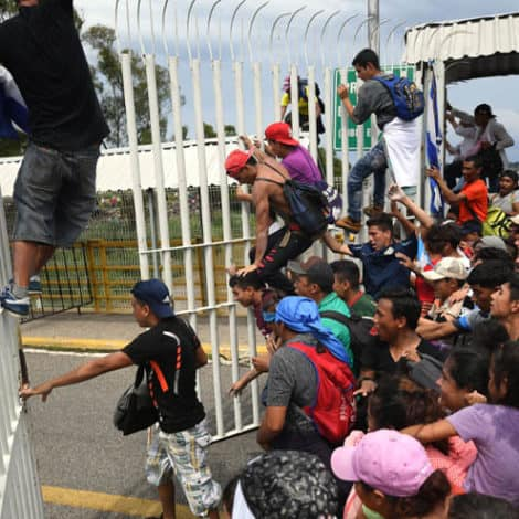 REPORT: Migrant Caravan Includes Countless 'Previously Deported' Immigrants