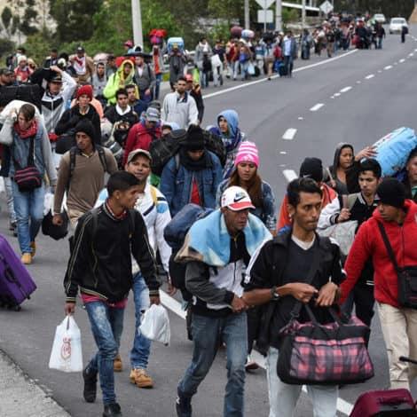 UN REPORT: Nearly 2 MILLION People Have Fled Venezuela Since 2015