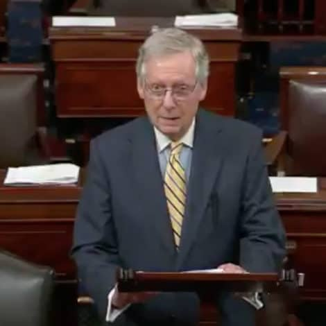 MITCH SPEAKS: McConnell Mocks NY Times Over Kavanaugh 'Ice Throwing Bombshell'