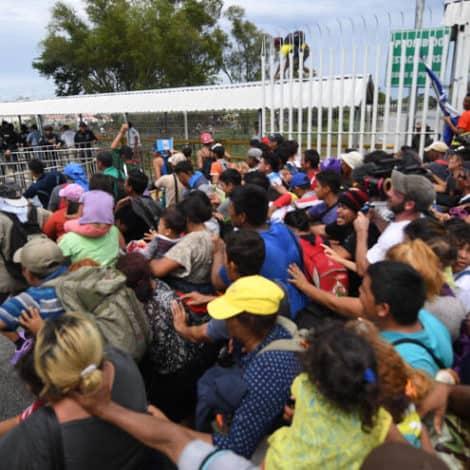 CARAVAN CHAOS: Trump Calls Caravan 'NATIONAL EMERGENCY,' Notifies Military