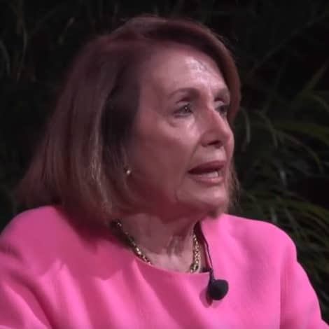 PELOSI: 'I'll be the Person with the Gavel' After Midterms
