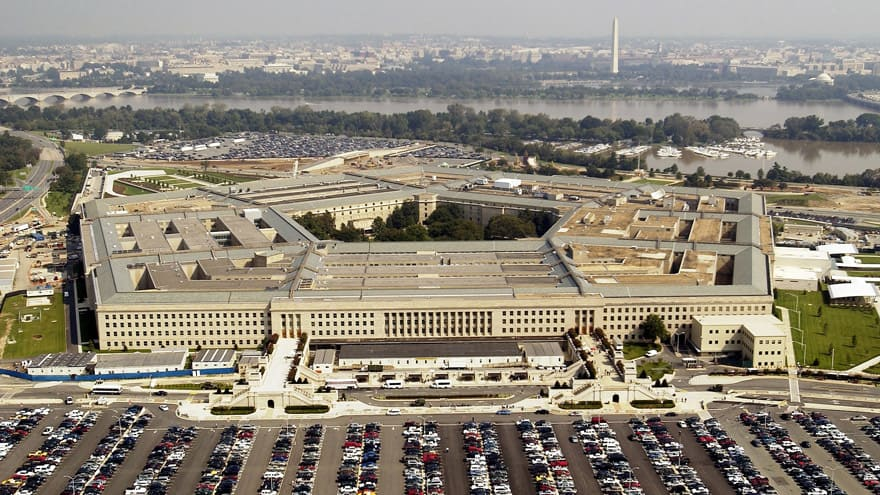Partner Content - DEVELOPING: Pentagon Confirms Military Plane with 5 Onboard Crashes in A...