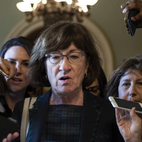 BREAKING NOW: Sen. Susan Collins to Vote 'YES' on Judge Brett Kavanaugh