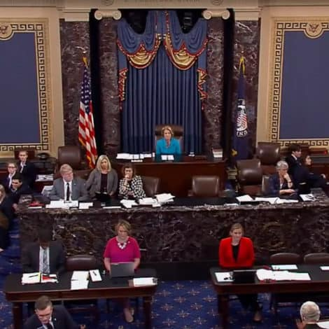 WATCH LIVE: The US Senate Holds Key Vote to Advance Kavanaugh Nomination