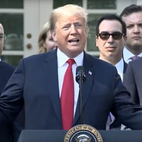 WATCH LIVE: President Trump Delivers Remarks on New USMCA Trade Deal