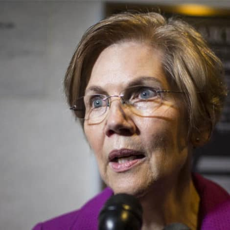 SEN. WARREN: DNA Test Meant to Rebuild 'TRUST IN GOVERNMENT'