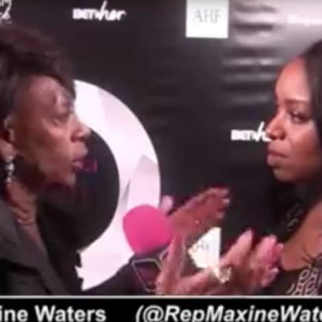 TROUBLED WATERS: Maxine Says Kavanaugh Can't 'REST EASY' After Confirmation Battle