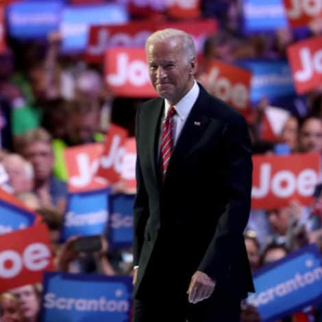 DEMOCRAT POLL: Biden on Top, Key Issues 'Single Payer Healthcare' and 'Repeal 2nd Amendment'
