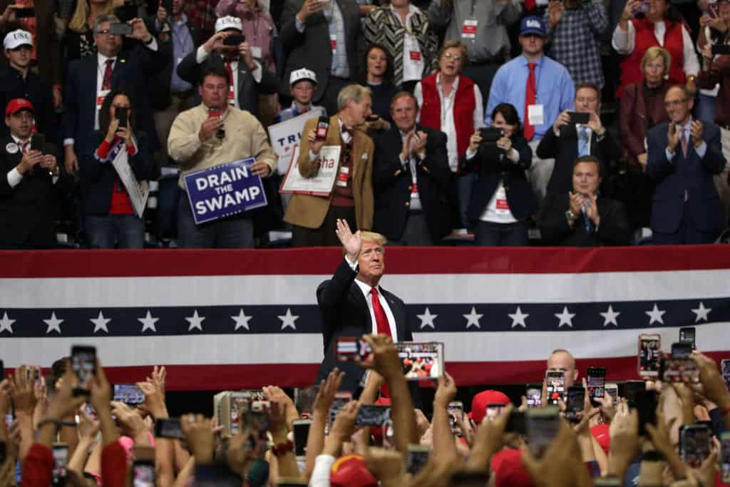 Partner Content - OP-ED: A Trump Watch Party in Pennsylvania