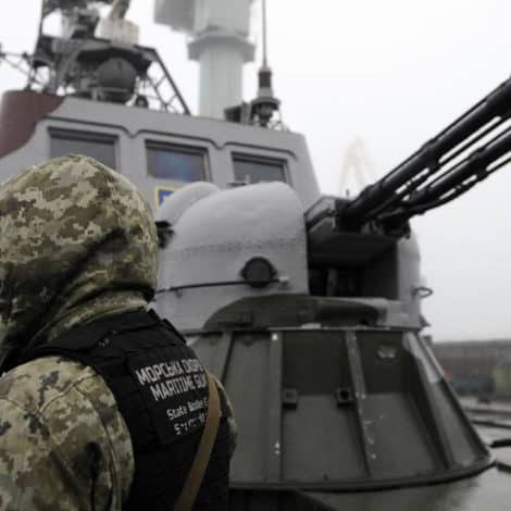 ON THE BRINK: Ukraine Imposes MARTIAL LAW to Combat Russian Threat