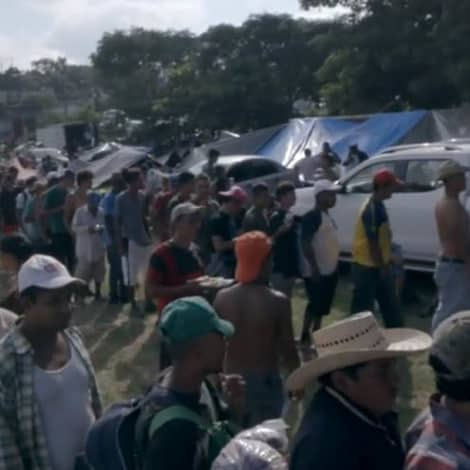 WATCH: Stunning Footage Reveals the 'Truth Behind the Caravan'