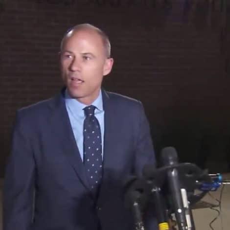 AVENATTI UPDATE: Michael Avenatti Speaks with Reporters after Arrest in LA