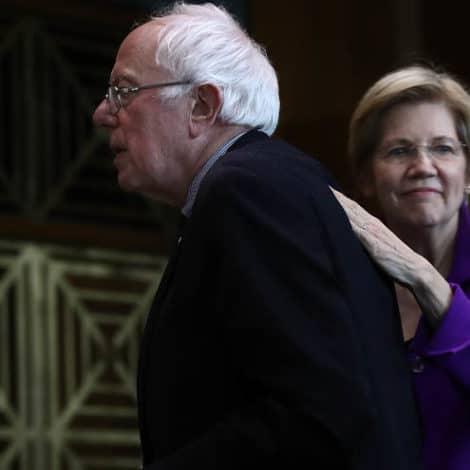 2020 VISION? Bernie Sanders, Elizabeth Warren Win Re-Election to US Senate