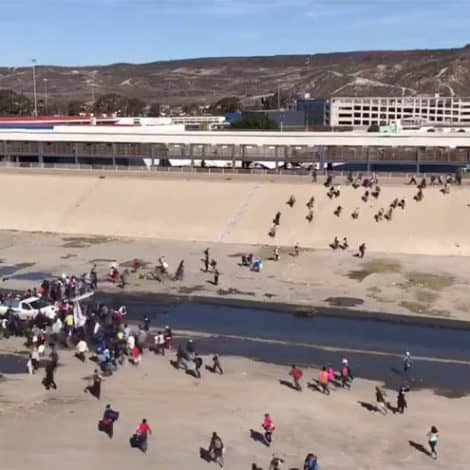 DEPT. OF HOMELAND SECURITY: We Are Prepared to 'SHUT DOWN' Ports of Entry