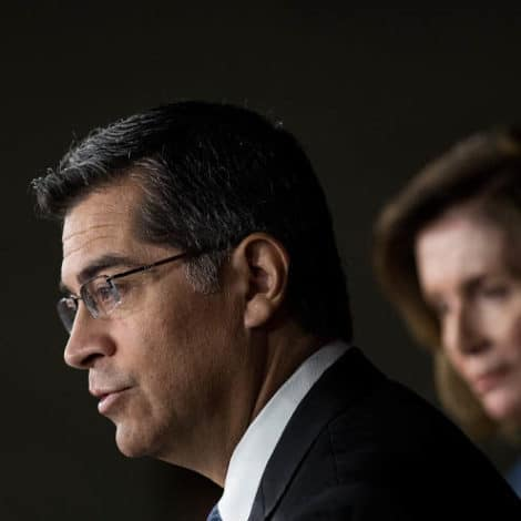 REPORT: California AG Considering 'Legal Action' to STOP 'Use of Force' at Border