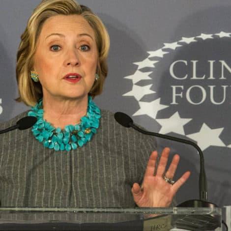 LOW ON CASH? Clinton Foundation Donations PLUNGE 58%, Finances Under Scrutiny