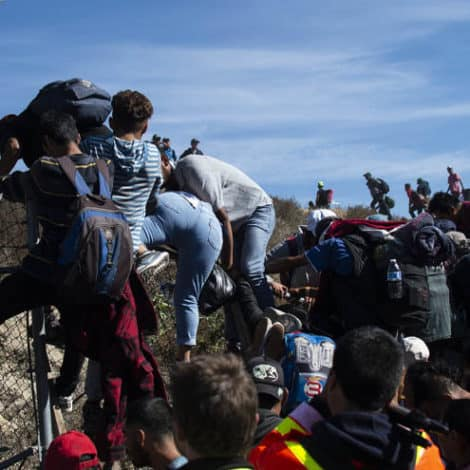 BORDER CRISIS: Mexico to Deport Migrants After Storming US Border