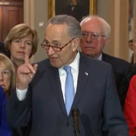 LIBERAL MATH: Schumer Ignores Actual Vote, Claims Bill Nelson Won 'Majority' in Florida
