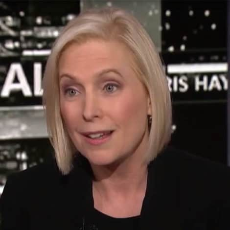 2020 VISION? Sen. Gillibrand Says She May be 'CALLED' to Run Against Trump in 2020