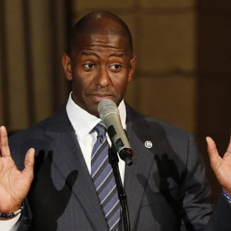 MIDTERM MADNESS: Andrew Gillum 'WITHDRAWS CONCESSION' in Florida