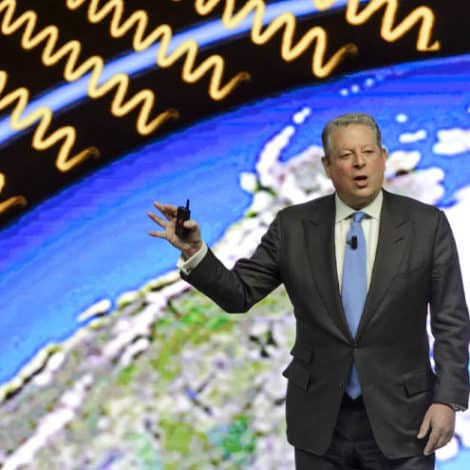 GORE GOES GLOBAL: Al Gore Set to Anchor 24-Hour Climate Change 'Reality' TV Show