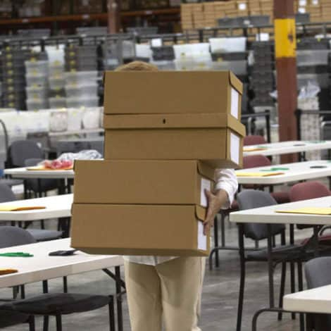 HISTORIC HEADACHE: Florida Officials Order First-Ever Statewide 'HAND RECOUNT'