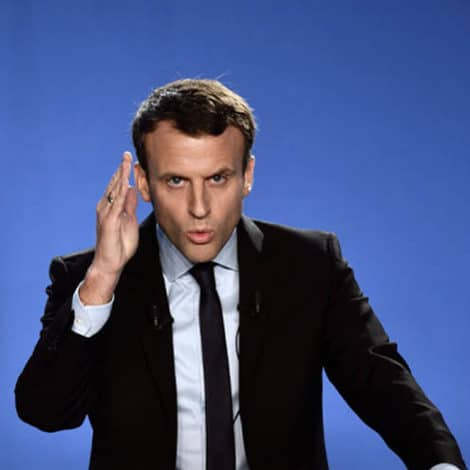 MACRON'S MESS: French President's Approval PLUNGES to 26% in New Polls