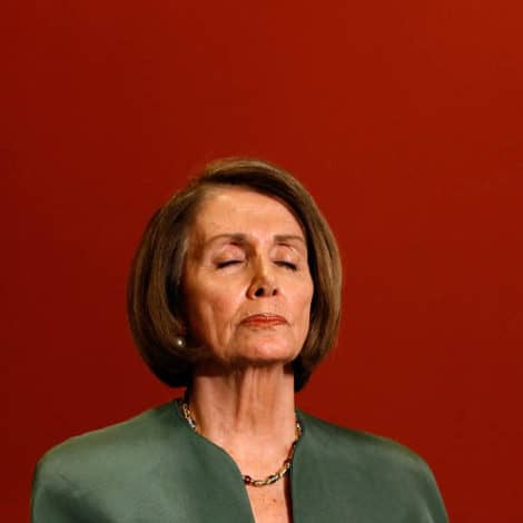 NANCY'S NIGHTMARE: Gallup Poll Shows ONLY 39% of Democrats Want Pelosi as Speaker
