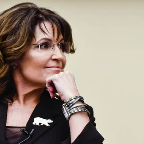 PALIN ON QUAKE: 'Pray for Alaska, Our Family is Intact, Our House is Not'