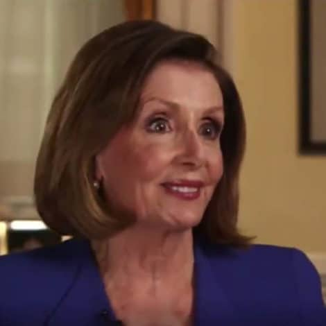 NANCY PELOSI: 'Protecting' Obamacare is Democrats' NUMBER ONE Priority
