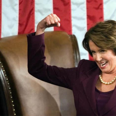 ONE STEP CLOSER: Another 'Never Nancy' Democrat CAVES, Endorses Pelosi