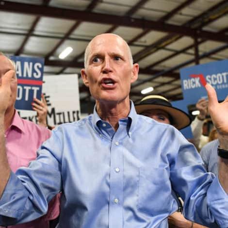 BROWARD BREAKDOWN: Rick Scott Files 'EMERGENCY MOTION' to Prevent Voter Fraud
