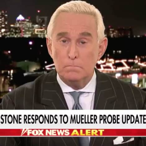 ROGER STONE ON HANNITY: I've Never Talked with Julian Assange