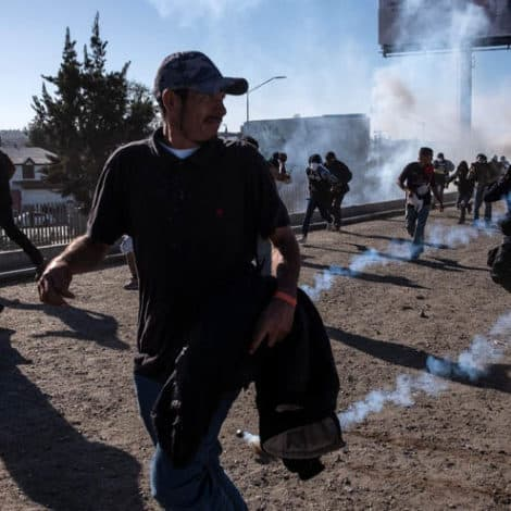 REPORT: Border Agents 'Routinely Used' Tear Gas Under Previous Administrations