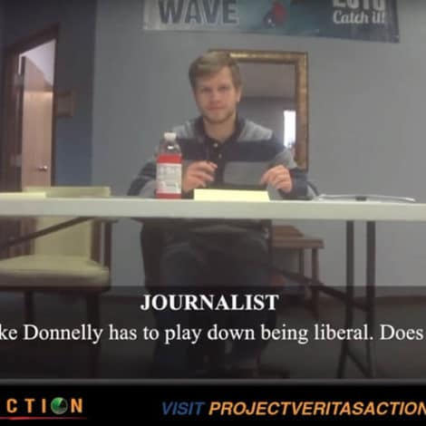 DONNELLY'S DECEPTION: New Video Shows JOE DONNELLY Hiding PROGRESSIVE POSITIONS from Indiana Voters