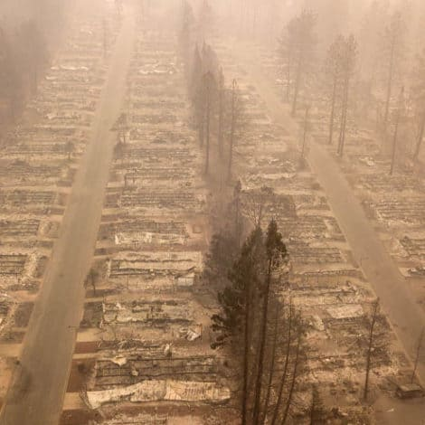 CALIFORNIA CATASTROPHE: At Least 66 Dead, 600+ MISSING as Wildfires Rage